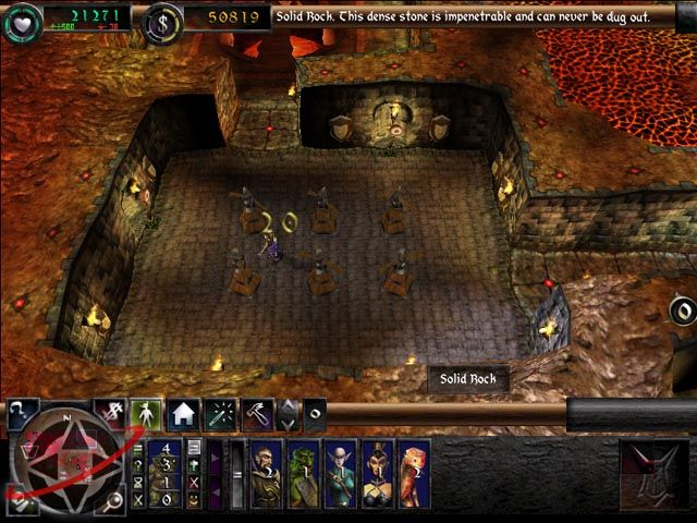 Dungeon Keeper 2 Patches