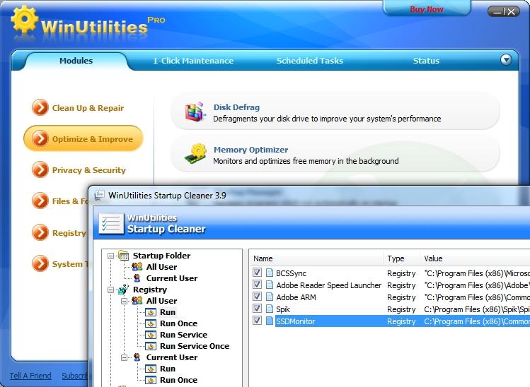 WinUtilities Professional Edition v10.61 [PL] [ZAREJESTROWANY]