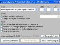 Automatyczny Wyłącznik Systemu 1.2 pl