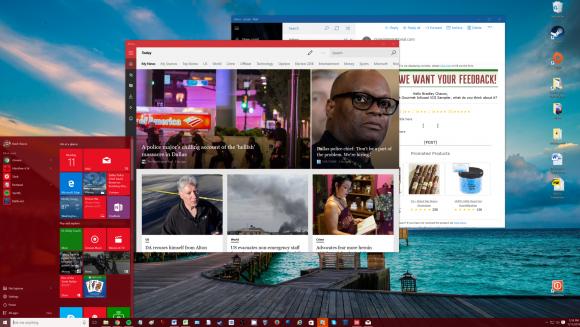8 powodów, dla których warto przejść na Windows 10