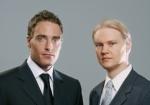 Claes Lidell oraz Oskar Hörnell, założyciele Ongame