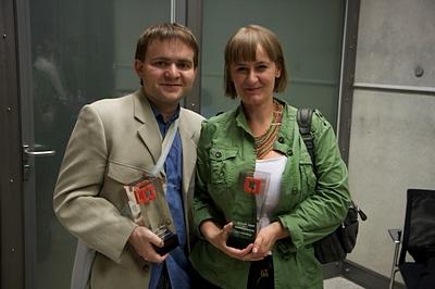 Nozbe.com oraz Gastronauci.pl z Aulerami (zdjęcie: Jan Rychter)