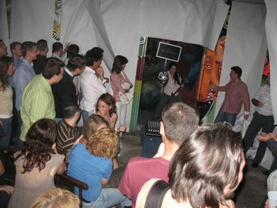 V2Media Rumunia launch party