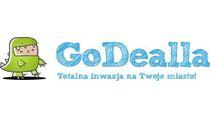 GoDealla prezentuje prawie 2500 ofert miesięcznie