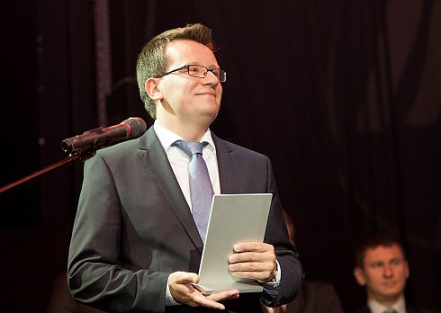 Roman Dudzik, CIO Energa Grupa Kapitałowa