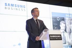 Hadrian Baumann, prezes Samsung Electronics