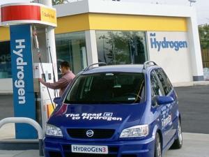 Japończycy stawiają na samochody wyposażone w ogniwa wodorowe