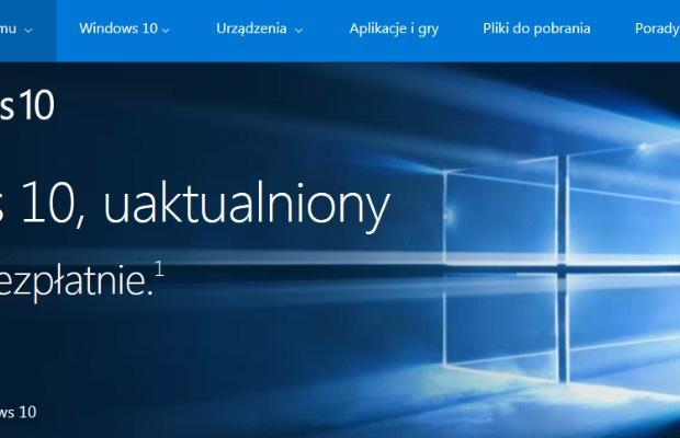 Premiera Windows 10: Microsoft udostępnia pliki .iso oraz wersję testową