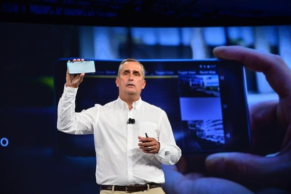 Intel mocno stawia na mobilność