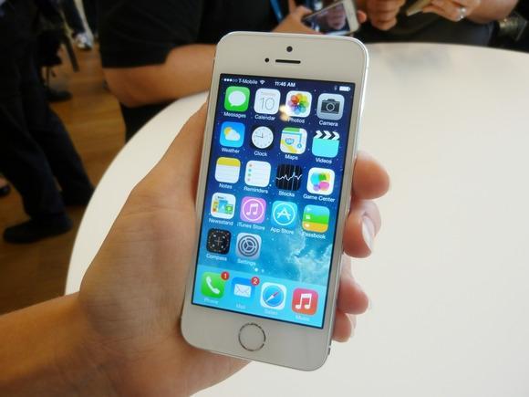 Tak wyglądał ostatni 4-calowy iPhone w ofercie Apple - iPhone 5s