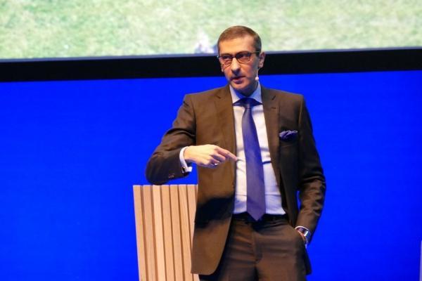 O przyszłości 5G mówił Rajeev Suri, Nokia CEO podczas konferencji prasowej w przeddzień rozpoczęcia targów MWC 2016.