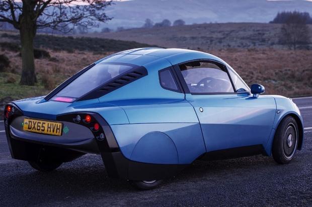 Powstaje europejski samochód napędzany wodorem
