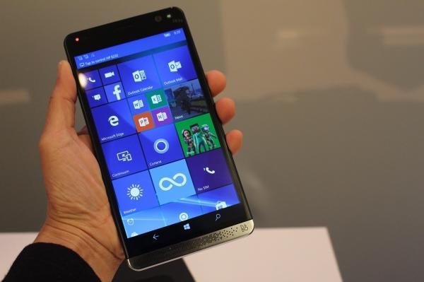 Smartfony HP Elite X3 są adresowane przede wszystkim do użytkowników biznesowych.