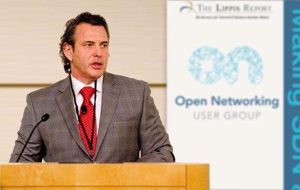 Nick Lippis, współzałożyciel i wiceprezes organizacji ONUG.