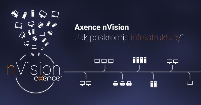 Axence nVision – jak poskromić infrastrukturę?