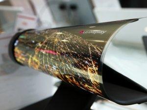 Elastyczne ekrany OLED już w 2017 roku trafią na masowy rynek…