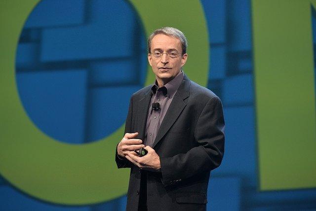 Pat Gelsinger, prezes firmy VMware