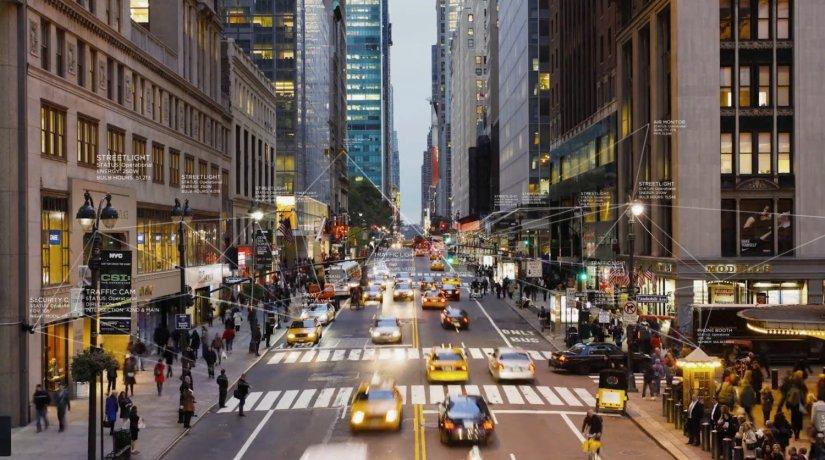 Tworzenie inteligentnego miasta