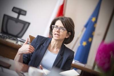 Anna Streżyńska, Minister Cyfryzacji
