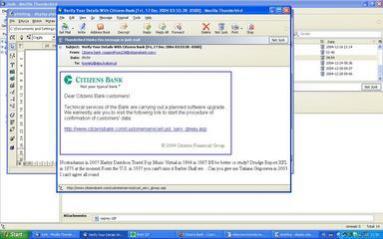 Widok listu przy włączonym trybie wyświetlania oryginalnego HTML